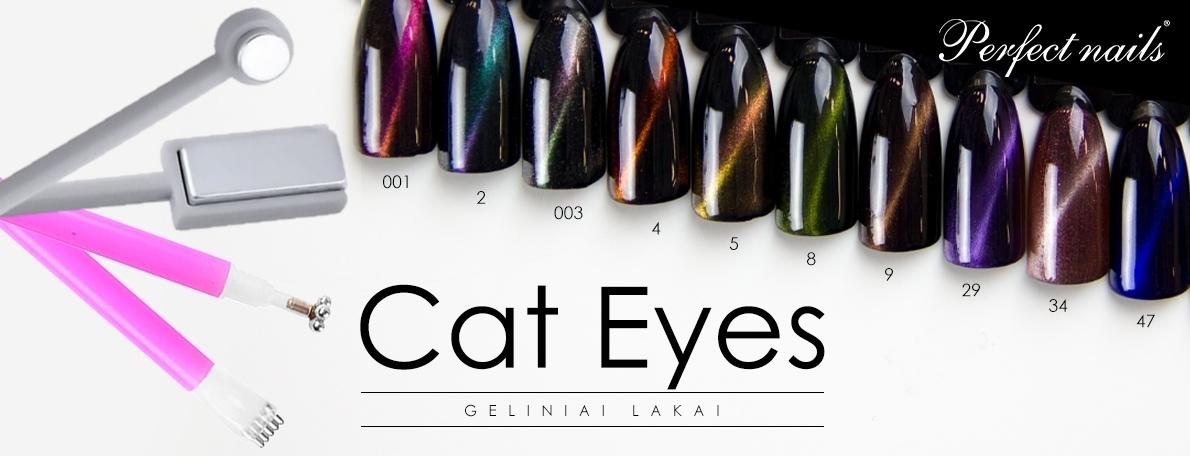 Cat Eyes geliniai lakai