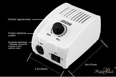 Elektrinė dildė JD200 | 35W 2