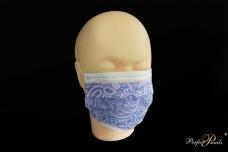 Respiratorius - kaukė, 3-jų sluoksnių | raštuota