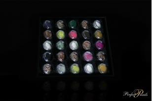 Rinkinys puošybai 25 spalvų