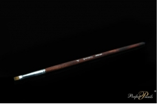 Teptukas geliui Art Brush Nr. 4 tiesus brown