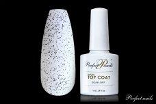 "UV/LED gelio lako matinis viršutinis sluoksnis ""Poppy Matte Top Coat"""