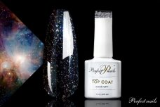 UV/LED gelio lako viršutinis sluoksnis ''Galaxy Top Coat'' | 7 ml