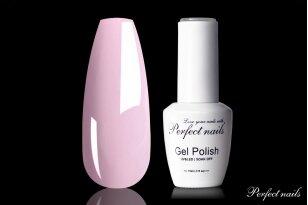 """UV/LED gelio lako kaučiukinė bazė """"RB Base Milky Pink"""""""