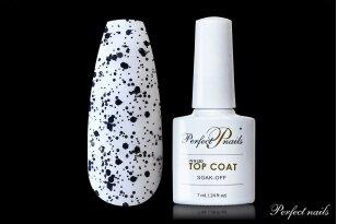 "UV/LED gelio lako matinis viršutinis sluoksnis ""Jungle Matte Top Coat"""