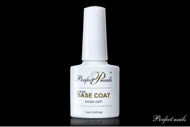 """UV/LED gelio lako pagrindas """"BASE Coat""""   7ml"""