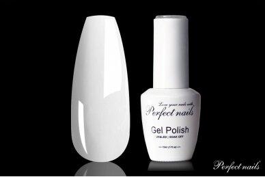 "UV/LED gelio lako stiklo pluošto bazė ""Milky White Fiber Cover Base"""