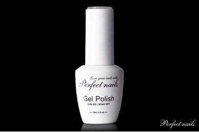 "UV/LED gelio lako viršutinis sluoksnis ""Perfect Matte TOP Coat"""